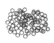 O-ring dobbelt 5,6 mm hul gunmetal 100 stk