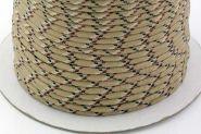 Faldskærmsline 5 mm Dessert camo