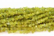 Oliven jade chips