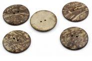 Knap Kokosnød 45 mm