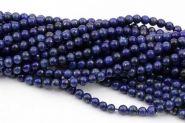 Lapis lazuli A grade 4 mm