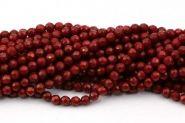 Koral røde perler