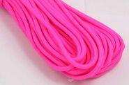 Faldskærmsline 4 mm Hot Pink