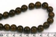 Mashan jade Bronze 10 mm