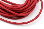 Kalveskind 6,5 mm rød 0,5 mtr