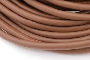Kalveskind 6,5 mm brun 0,5 mtr