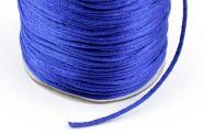 Knyttesnor 2 mm Blå