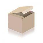 Slide perle Hjerte guldfarvet med rhinsten