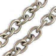 Rustfri stål kæde 3x2 mm
