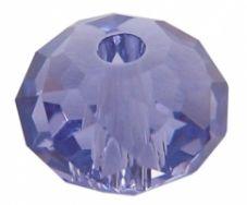 Swarowski crystal perler 8x5,3 mm