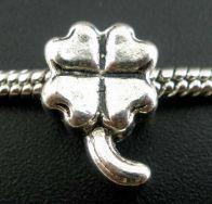 Metal perle 15x11 mm- 10 stk
