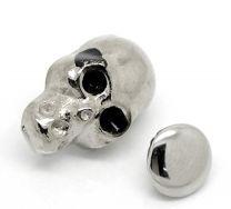 Spikes 10 sæt skull