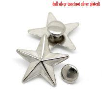 Spikes 10 sæt stjerne