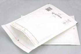 Boblekuvert hvid 5 stk 180x260 mm