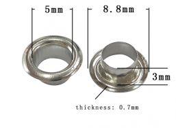 Centerstykke til store perler 10 stk