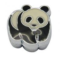 Slide perler panda 5 stk
