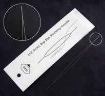 Nål rustfrit stål fleksibel 12,5x0,3 mm
