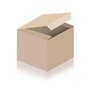 Glasperler 6x4 mm rød ab
