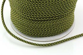 Faldskærmsline 4 mm Yellow Snake