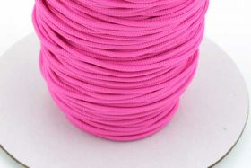 Micro cord 1,5 mm Hot pink