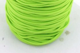 Micro cord 1,5 mm Neon grøn