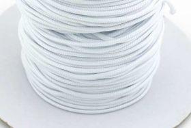 Micro cord 1,5 mm Hvid