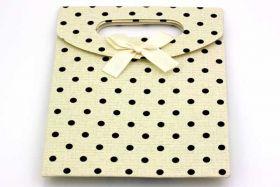 Smykkepose med sløjfe