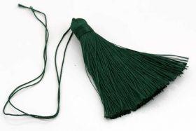 Kvast 7,5 cm Mørk Grøn