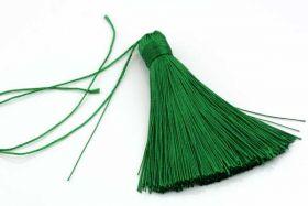 Kvast 7,5 cm Grøn