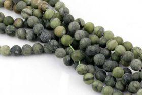 Naturlig Taiwan Jade 12 mm