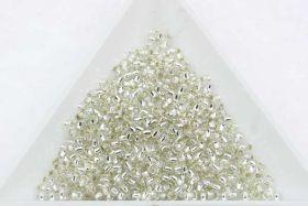 TOHO® Japan Seed bead perler 11/0 Crystal