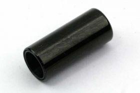 Rustfri stål lås Sort hul 5 mm