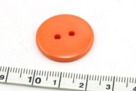 Knap 23 mm orange