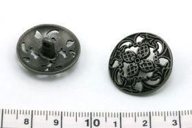 Metal knap 23 mm