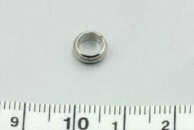 Rustfri stål connector/oring 7x3 mm