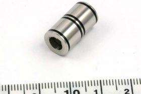 Rustfri stål lås 5 mm hul