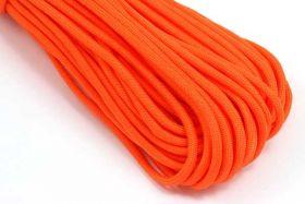 Faldskærmsline 4 mm Lys Orange