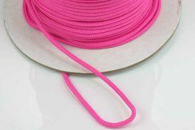 Faldskærmsline 2 mm Hot Pink