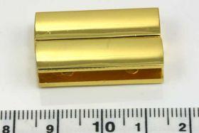 Magnetlås hul ca.3,7x30 mm guldfarve