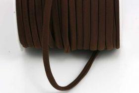 Kimonosilke 5 mm Brun 0,5 m