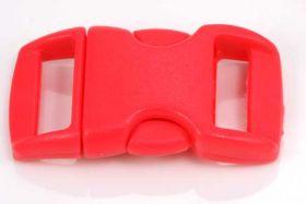 Lås til faldskærmsline orange plastik