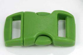 Lås til faldskærmsline oliven plastik
