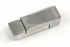Magnetlås rustfri stål hul 3x5,5 mm