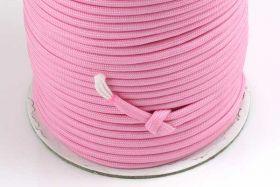 Faldskærmsline 4 mm Pink