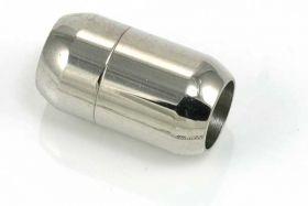 Rustfri stål lås hul 8 mm