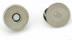 Magnetlås til taske 14 mm 1. sæt
