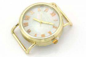 Smykkeur guld 30 mm