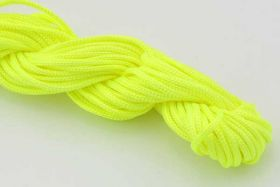 Knyttesnor Neongul 2,0 m/m Nylon
