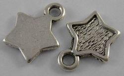Tibetanske sølv Vedhæng Silver