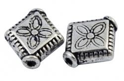 Tibetanske sølv perler Silver 20 stk